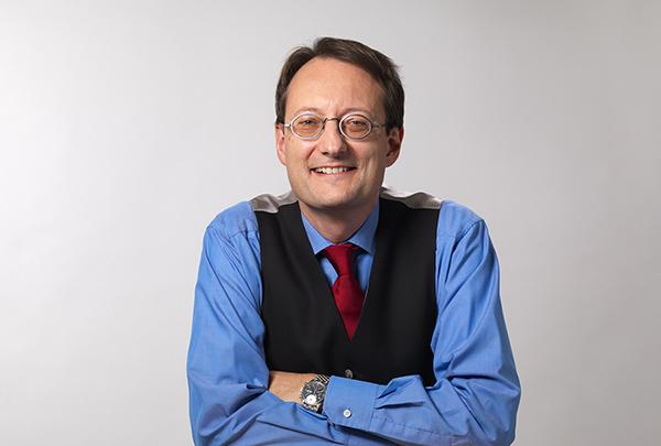 Der Unternehmer Andreas Obermeyer